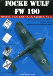 Focke Wulf FW 190 - Model fan encyclopaedia No 3